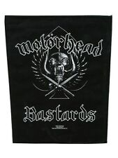 Motorhead Bastards Backpatch - NEW & OFFICIAL