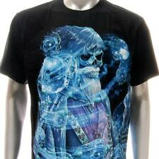sc130 Survivor Chang T-shirt Sz M L XL Tattoo Glow in Dark HD Print Soul Ghost