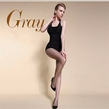 Fashion Women Solid Colors Sexy Pantyhose Tights Slim Lady Girls Silk Hosiery
