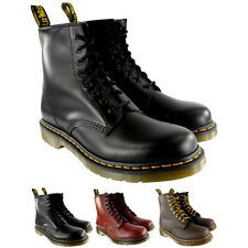 Mens Dr Martens Classic Retro Vintage Leather Lace Up Ankle Boots UK Sizes 7-12
