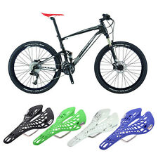 Light Weight MTB Mountain Road Bicycle Cycling Bike Hollow Saddle Seat Plastic