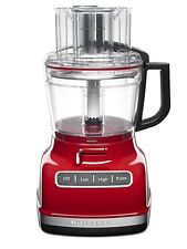 KitchenAid 11-Cup Wide Mouth Food Processor RR-KFP1133 Large Exact Slice 5 Color