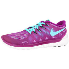 NIKE FREE 5.0 WOMEN'S SHOES RUNNING SHOES FUCHSIA CLEARWATER 642199-504 RUN