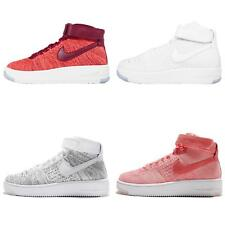 Wmns Nike AF1 Ultra Flyknit Air Force 1 Mid Womens Casual Shoes Sneakers Pick 1
