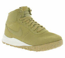 NEW NIKE shoes Hoodland Suede women's sneakers High Top Beige Trainers Sale