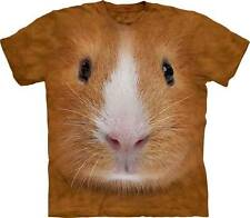 GUINEA PIG FACE ADULT T-SHIRT THE MOUNTAIN