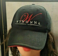 WYNONNA JUDD baseball cap 20 Year Tapestry hat 2004 country tour JUDDS