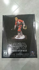 Star Wars Luke Skywalker x-Wing Pilot Animated Maquette