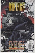 "Batman Set ""Engines"" DC 1995 2 Comics ""Legends of The Dark Knight"""