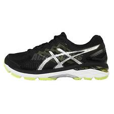 Asics GT-2000 4 Black Silver Mens Running Shoes Sneakers Trainers T606N-9093