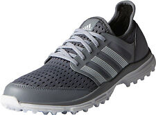 Adidas Climacool Golf Shoes F33224 Grey/White Mens New