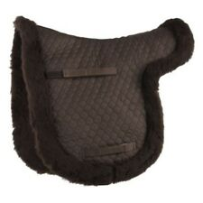 NUUMED HIWITHER LIGHTWEIGHT WOOL NUMNAH - WORKING HUNTER (NM03 WH) - 5oz quilt