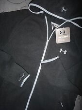 UNDER ARMOUR FOREST STORM COLD GEAR HOODIE ZIP JACKET SIZE XL MENS NWT $99.99