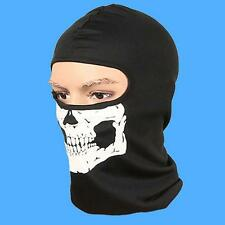 Cool Call of Duty Mask Balaclava Skull Ghost Face Mask Skateboard Bike Hood Y