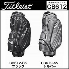 Titleist 2016 Golf caddy bag CB612 Choose Color from Japan New