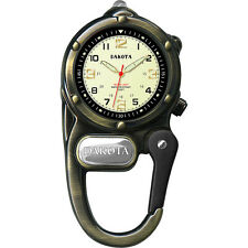 Dakota Watch Company Mini Clip Microlight 8 Colors Watche NEW