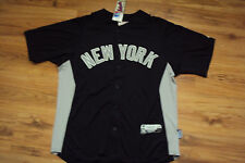 NEW YORK YANKEES NEW MLB AUTHENTIC MAJESTIC COOL BASE JERSEY