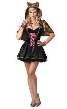 Sexy Frisky Kitty Cat Leopard Adult Costume