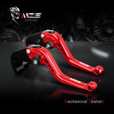 MZS Short/Long CNC Clutch Brake Lever Fit For Yamaha XJR1300 FZ1 FAZER R6S R125