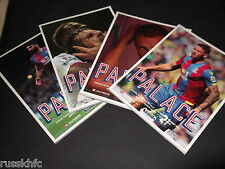 2015/16 CRYSTAL PALACE HOME PROGRAMMES CHOOSE FROM
