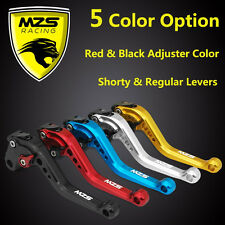 MZS Short/Long CNC Clutch Brake Lever For Triumph ROCKET III CLASSIC 2007-2010