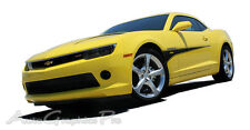 SWITCHBLADE Hood Side Spears Vinyl Decals Stripes 3M Pro Vinyl 2015 Camaro