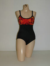 Reebok Womens One-Piece Spaghetti Strap Swimsuit Various Sizes Colors pre-owned