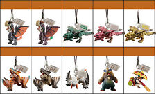 Bandai Monster hunter Phone Strap Mascot Figure Vol G2