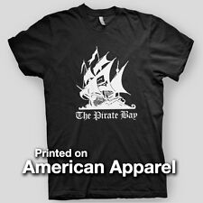 PIRATE BAY mininova TORRENT Demonoid napster AFK AMERICAN APPAREL T-Shirt