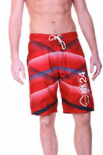 Smith & Jones Mens Board Swim Shorts With Matching Flip Flops