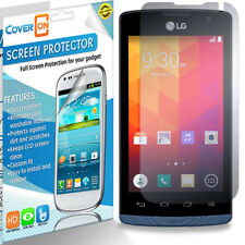 Clear Screen Protector LCD HD Phone Cover for LG Joy