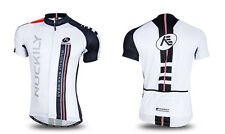 Mens Cycling Jersey Bike Short Sleeve Top Shirt Clothing Bicycle Wear Breathable