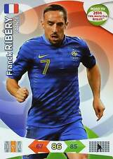 PANINI ROAD TO FIFA WORLD CUP BRAZIL 2014 - FRANCE - Single Cards or Sets