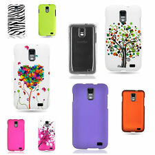 For Samsung GALAXY S2 Skyrocket i727 - Matte Slim Fit + Custom Design Cases