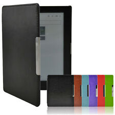 "Magnetic Leather Cover Case For Amazon kobo aura(non HD)6"" 6.0 inch eReader Case"
