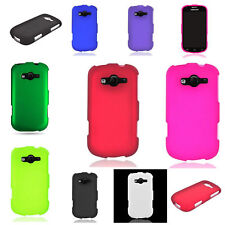 Rigid Matte Phone Cover Case For Samsung Galaxy Reverb - Hard Plastic