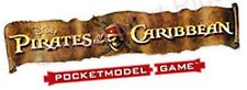 Pirates PocketModel Constructible Game Disney's Pirates of the Caribbean Wizkids