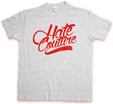 CLASSIC LOGO HC HATE COUTURE T-Shirt Rockabilly Tattoo Fashion Hip Hop FTW Shirt