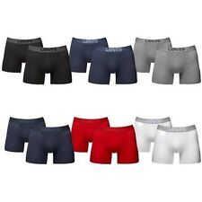Levis Levi's 4 to 12er Pack Boxer Trunks Boxer Shorts Red new