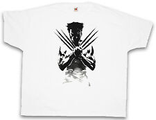 4XL & 5XL WAY OF THE WARRIOR T-Shirt - Film X-Men Wolverine T-Shirt XXXXL XXXXXL