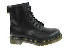 DR MARTENS 1460 BLACK SMOOTH UNISEX LEATHER BOOTS/SHOES