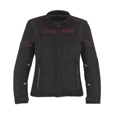 NEW LADIES CAN-AM SPYDER KATE MESH RIDING JACKET ROADSTER MOTORCYCLE 440677**90