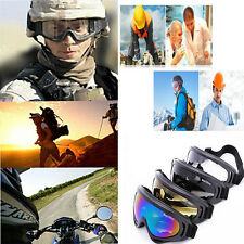 New Snowboard Dustproof Sunglasses Motorcycle Ski Goggles Lens Frame Eye Glasses