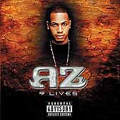 9 Lives [PA] by AZ (CD, Mar-2003, Universal Distribution)