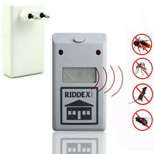 Riddex Plus Electronic Pest Rodent Control Repeller for Rats Roache Ants Spiders