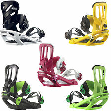 Salomon Rhythm Men's Snowboard Bindings Snowboard bindings Soft 2015-2016 NEW