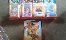 SKYLANDERS GIANTS.4 TO CHOOSE FROM.  FIGURE/ CARD/ STICKER,NEW AND SEALED