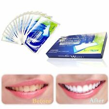 Professional 1/5/10X Teeth Whitening Strips Home Whitener Tooth Bleaching Whiter