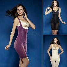 Vogue Seamless Full Body Shaper Waist Underbust Cincher Suit Control Firm Tummy