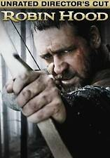 4 NEW DIFFERENT versions ROBIN HOOD Patrick Bergin RUSSELL CROWE Kevin Costner